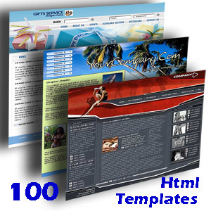 100_html_templates