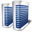 web hosting server drawing